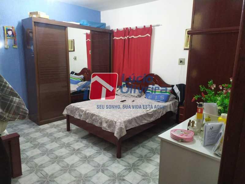 Quarto 1.. - Casa à venda Rua Cônego Boucher Pinto,Honório Gurgel, Rio de Janeiro - R$ 220.000 - VPCA20312 - 7