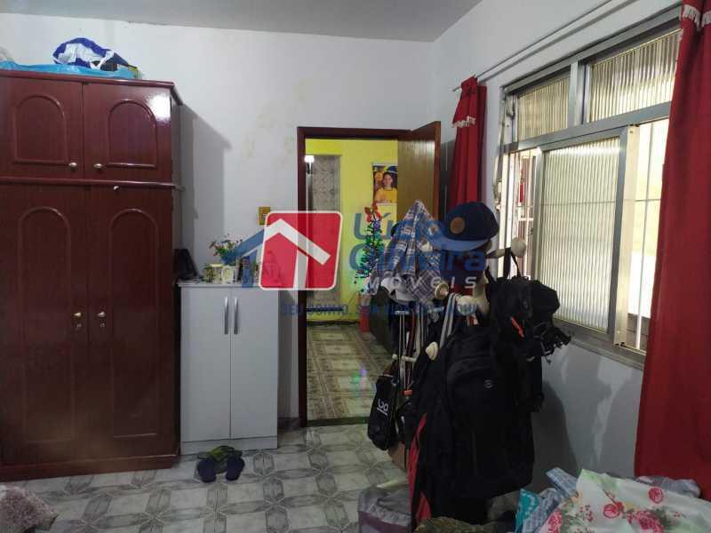 Quarto 1. - Casa à venda Rua Cônego Boucher Pinto,Honório Gurgel, Rio de Janeiro - R$ 220.000 - VPCA20312 - 8