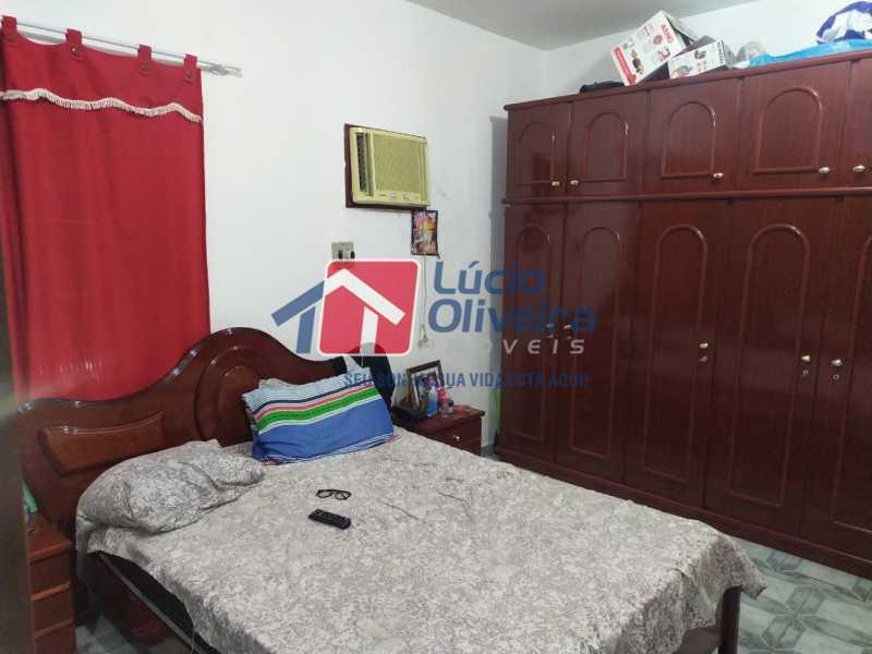 Quarto 1 - Casa à venda Rua Cônego Boucher Pinto,Honório Gurgel, Rio de Janeiro - R$ 220.000 - VPCA20312 - 9