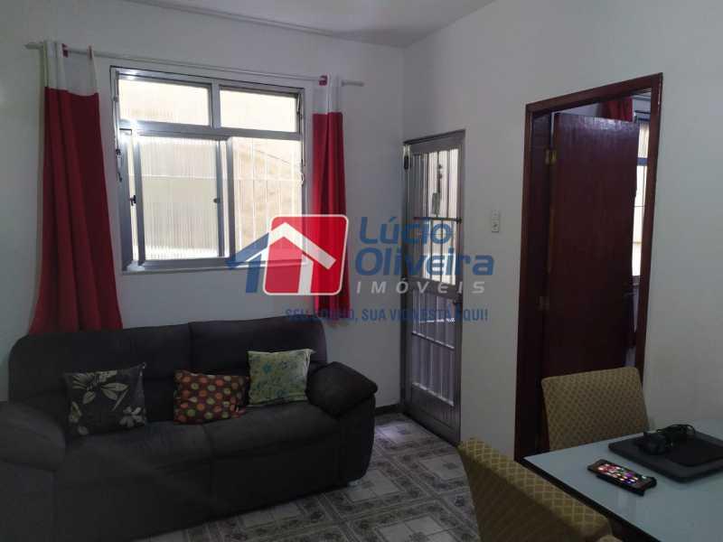 Sala. - Casa à venda Rua Cônego Boucher Pinto,Honório Gurgel, Rio de Janeiro - R$ 220.000 - VPCA20312 - 4