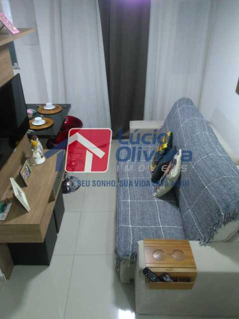 1 SALA. - Casa À Venda - Vista Alegre - Rio de Janeiro - RJ - VPCA20002 - 1