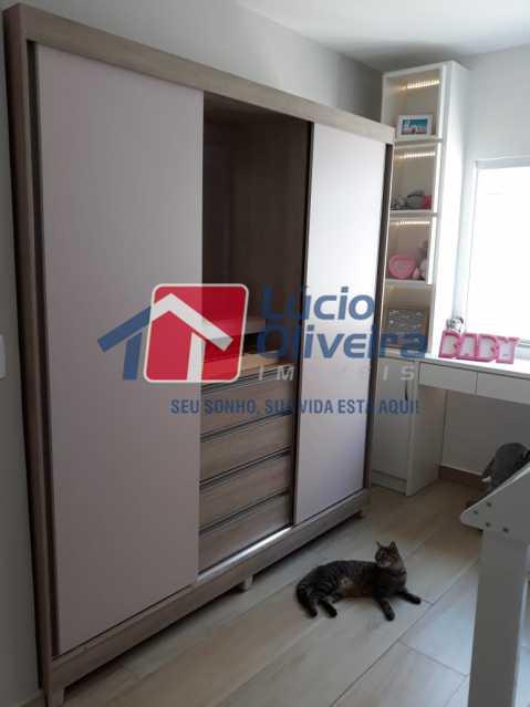 9 QUARTO. - Casa À Venda - Vista Alegre - Rio de Janeiro - RJ - VPCA20002 - 10