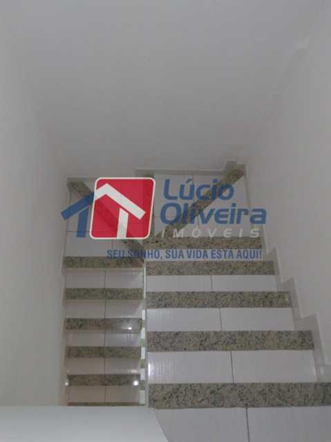 10 ESCADA. - Casa À Venda - Vista Alegre - Rio de Janeiro - RJ - VPCA20002 - 11