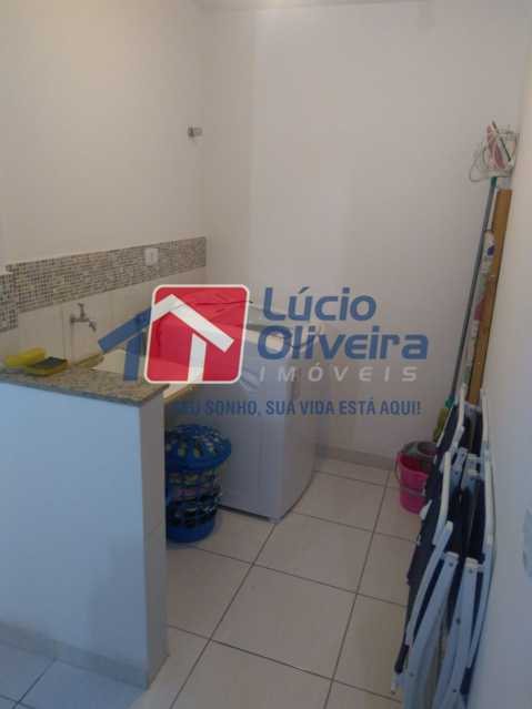 14 area. - Casa À Venda - Vista Alegre - Rio de Janeiro - RJ - VPCA20002 - 15