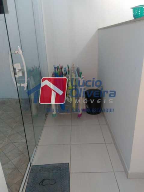 15 area. - Casa À Venda - Vista Alegre - Rio de Janeiro - RJ - VPCA20002 - 16