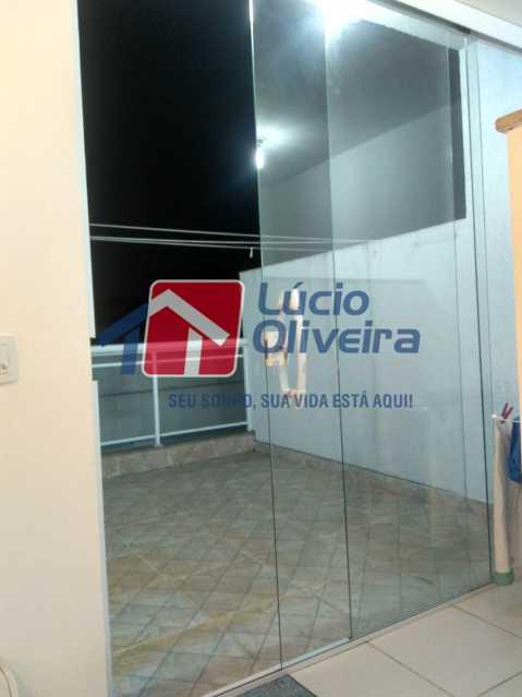 16 terraco. - Casa À Venda - Vista Alegre - Rio de Janeiro - RJ - VPCA20002 - 17