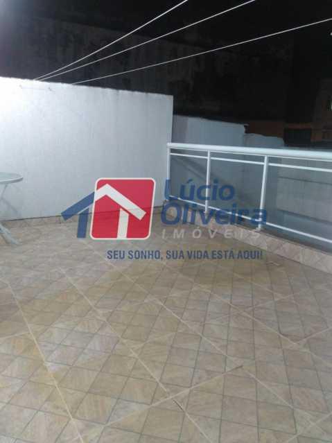 17 terraço. - Casa À Venda - Vista Alegre - Rio de Janeiro - RJ - VPCA20002 - 18