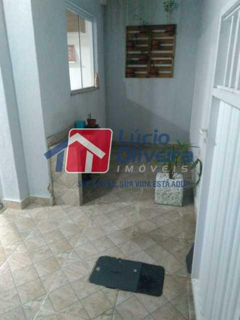 18 entrada. - Casa À Venda - Vista Alegre - Rio de Janeiro - RJ - VPCA20002 - 19