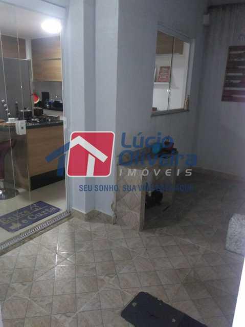 19 entrada. - Casa À Venda - Vista Alegre - Rio de Janeiro - RJ - VPCA20002 - 20