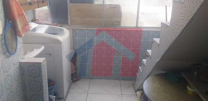 13 - Área - Apartamento 2 quartos à venda Vila Kosmos, Rio de Janeiro - R$ 285.000 - VPAP21660 - 14