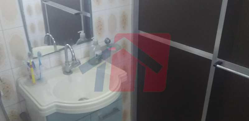 15 - Banheiro - Apartamento 2 quartos à venda Vila Kosmos, Rio de Janeiro - R$ 285.000 - VPAP21660 - 16