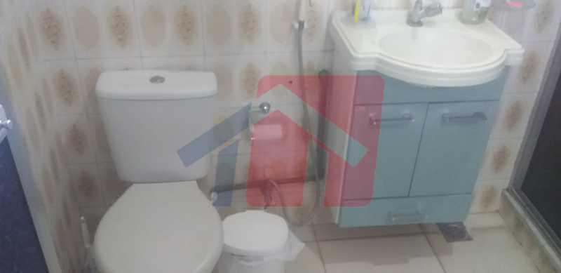 16 - Banheiro - Apartamento 2 quartos à venda Vila Kosmos, Rio de Janeiro - R$ 285.000 - VPAP21660 - 17