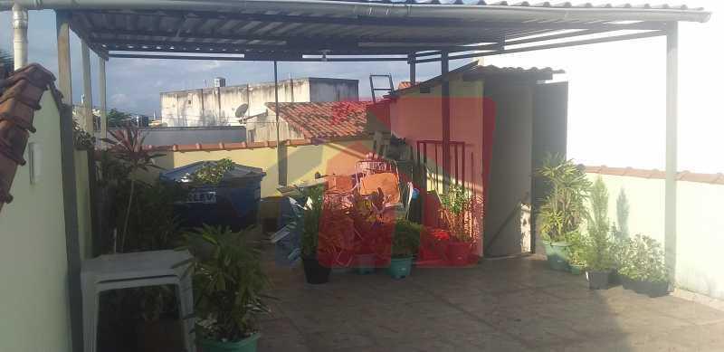 22 - Terraço - Apartamento 2 quartos à venda Vila Kosmos, Rio de Janeiro - R$ 285.000 - VPAP21660 - 23