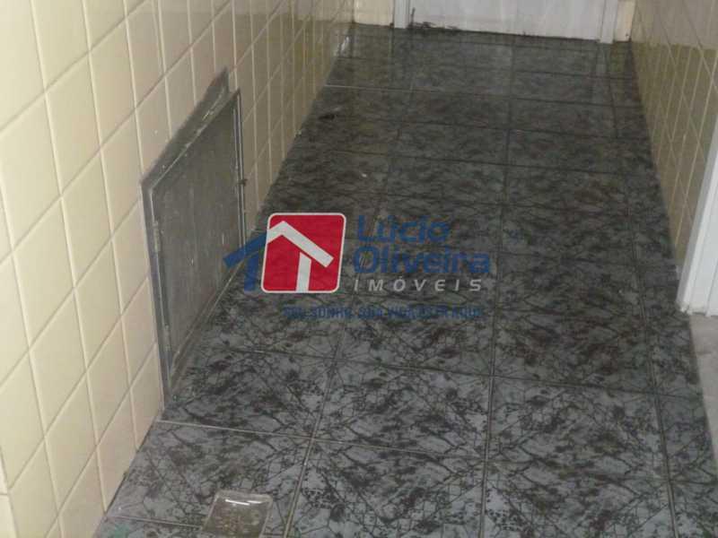 Área de serviço - Apartamento à venda Rua Vilela Tavares,Méier, Rio de Janeiro - R$ 270.000 - VPAP21662 - 14