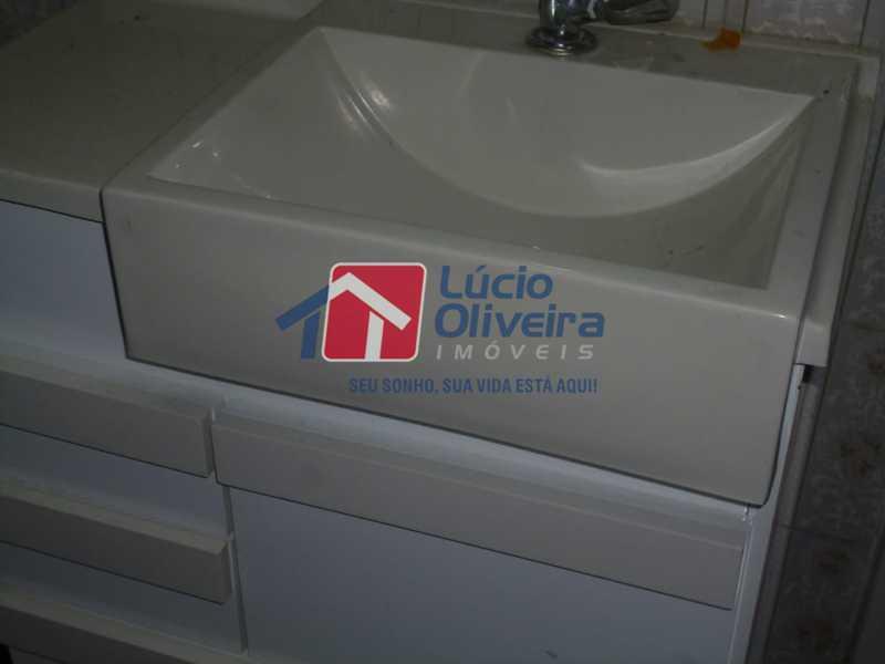 Banheiro... - Apartamento à venda Rua Vilela Tavares,Méier, Rio de Janeiro - R$ 270.000 - VPAP21662 - 16