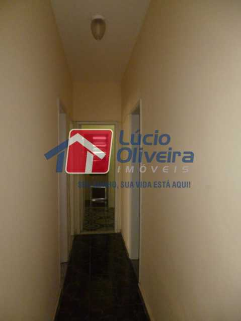 Corredor.. - Apartamento à venda Rua Vilela Tavares,Méier, Rio de Janeiro - R$ 270.000 - VPAP21662 - 11