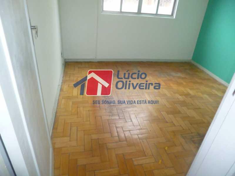 Quarto........ - Apartamento à venda Rua Vilela Tavares,Méier, Rio de Janeiro - R$ 270.000 - VPAP21662 - 8