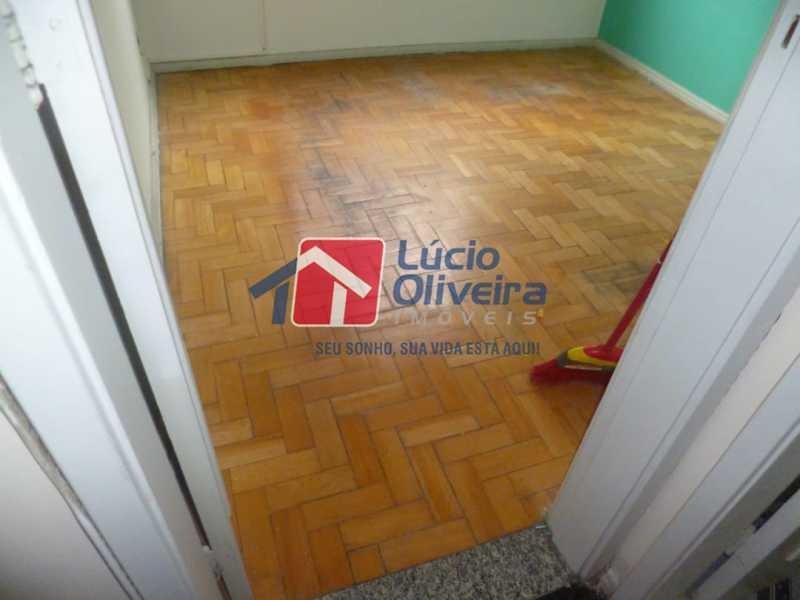 Quarto...... - Apartamento à venda Rua Vilela Tavares,Méier, Rio de Janeiro - R$ 270.000 - VPAP21662 - 10