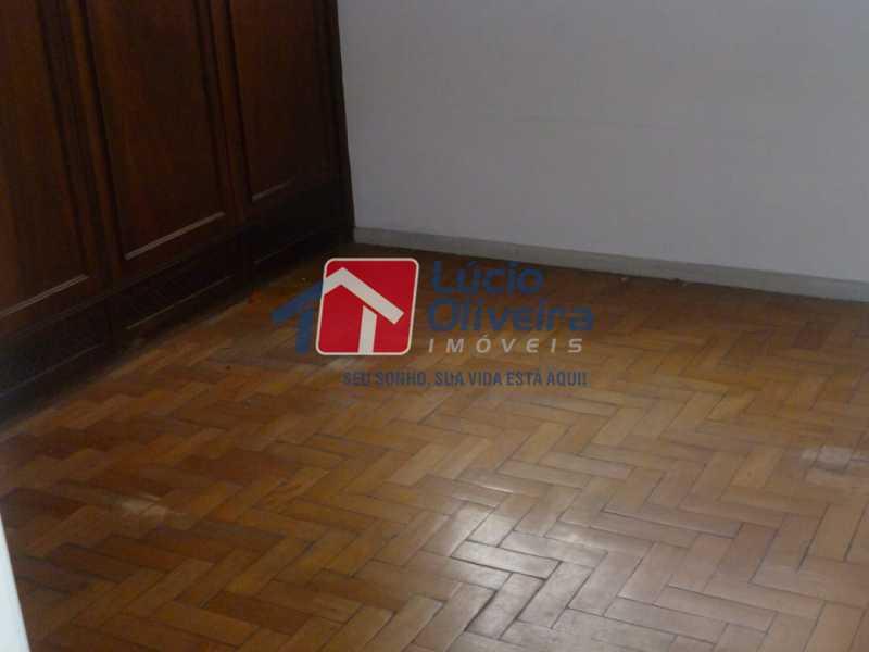 Quarto - Apartamento à venda Rua Vilela Tavares,Méier, Rio de Janeiro - R$ 270.000 - VPAP21662 - 7