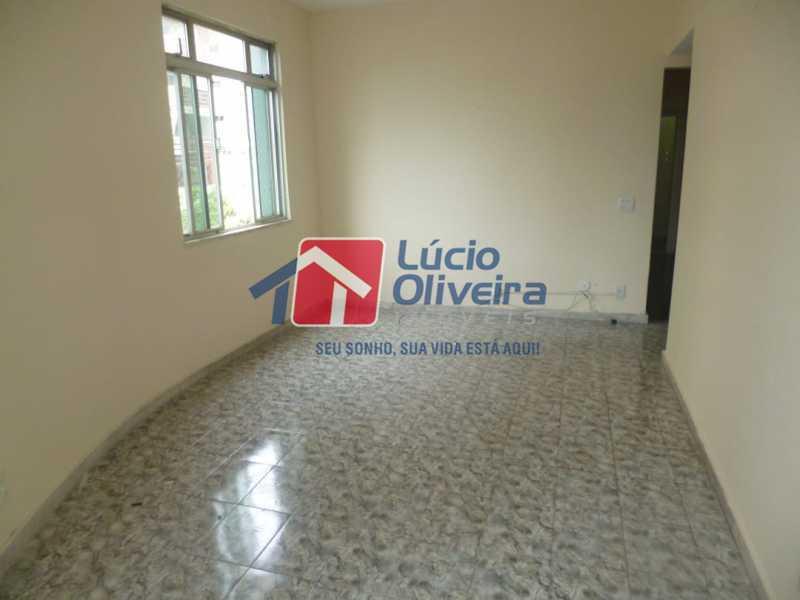 Sala.... - Apartamento à venda Rua Vilela Tavares,Méier, Rio de Janeiro - R$ 270.000 - VPAP21662 - 3