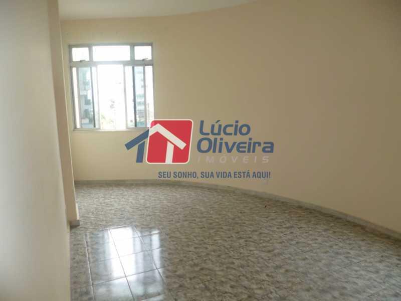 Sala. - Apartamento à venda Rua Vilela Tavares,Méier, Rio de Janeiro - R$ 270.000 - VPAP21662 - 1