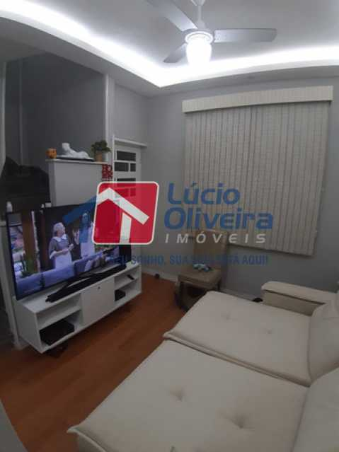 1- Sala ambiente - Casa de Vila à venda Rua Matias Aires,Engenho Novo, Rio de Janeiro - R$ 290.000 - VPCV20072 - 1