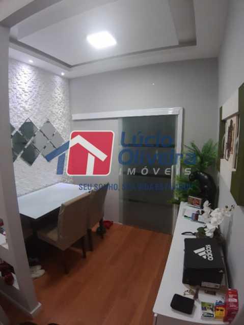 2- Sala ambiente... - Casa de Vila à venda Rua Matias Aires,Engenho Novo, Rio de Janeiro - R$ 290.000 - VPCV20072 - 3
