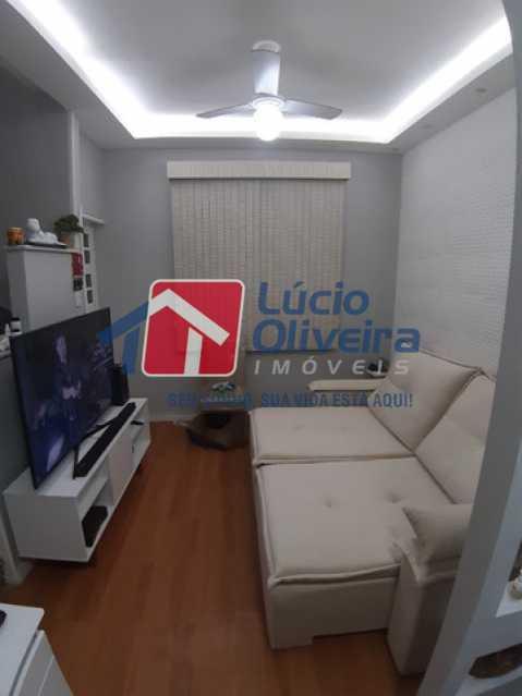 3-Sala ambiente - Casa de Vila à venda Rua Matias Aires,Engenho Novo, Rio de Janeiro - R$ 290.000 - VPCV20072 - 4