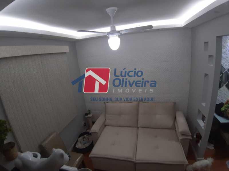 5- Sala ambiente - Casa de Vila à venda Rua Matias Aires,Engenho Novo, Rio de Janeiro - R$ 290.000 - VPCV20072 - 6