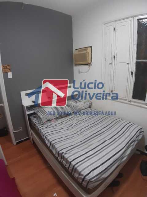 9-Quarto casal.... - Casa de Vila à venda Rua Matias Aires,Engenho Novo, Rio de Janeiro - R$ 290.000 - VPCV20072 - 8