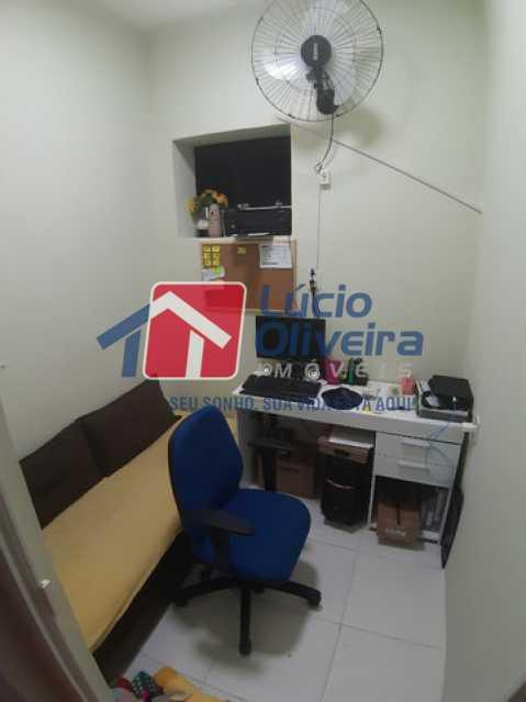 11-Quarto escritóro - Casa de Vila à venda Rua Matias Aires,Engenho Novo, Rio de Janeiro - R$ 290.000 - VPCV20072 - 10