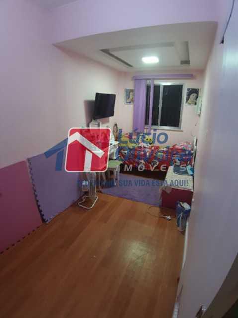 14-Quarto solteiro - Casa de Vila à venda Rua Matias Aires,Engenho Novo, Rio de Janeiro - R$ 290.000 - VPCV20072 - 13