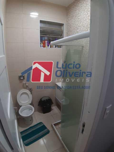 16-Banheiro social 2 - Casa de Vila à venda Rua Matias Aires,Engenho Novo, Rio de Janeiro - R$ 290.000 - VPCV20072 - 15