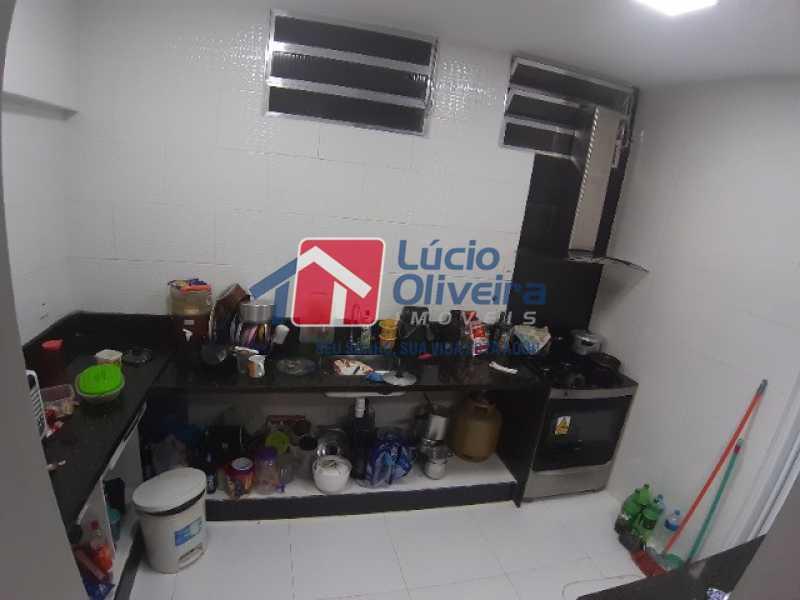 18-Cozinha - Casa de Vila à venda Rua Matias Aires,Engenho Novo, Rio de Janeiro - R$ 290.000 - VPCV20072 - 17