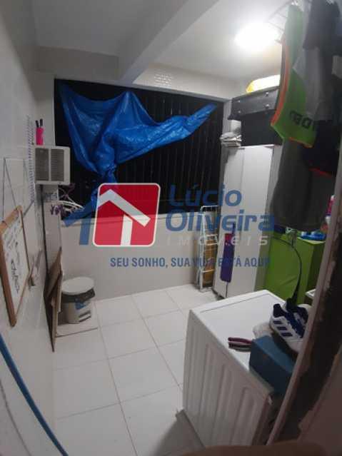 19-Area de  serviço - Casa de Vila à venda Rua Matias Aires,Engenho Novo, Rio de Janeiro - R$ 290.000 - VPCV20072 - 18