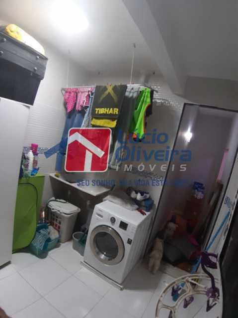 20-Lavanderia - Casa de Vila à venda Rua Matias Aires,Engenho Novo, Rio de Janeiro - R$ 290.000 - VPCV20072 - 19