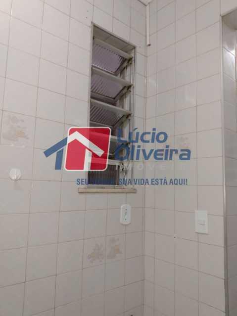Área . - Apartamento à venda Rua Medina,Méier, Rio de Janeiro - R$ 265.000 - VPAP21664 - 21