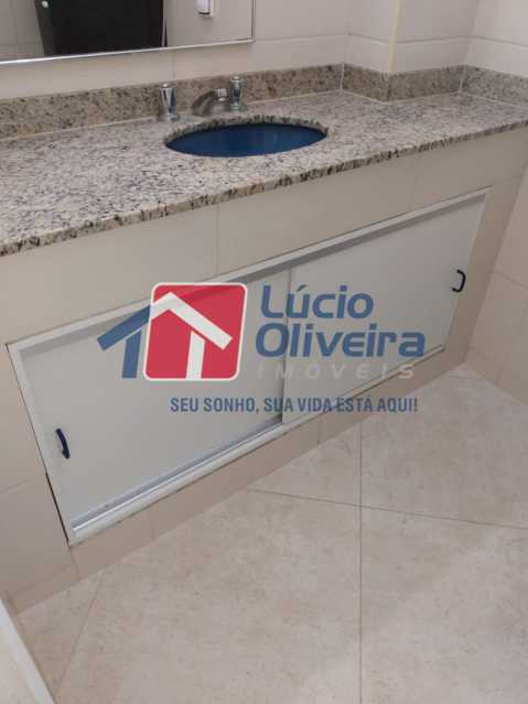 Banheiro - Apartamento à venda Rua Medina,Méier, Rio de Janeiro - R$ 265.000 - VPAP21664 - 13