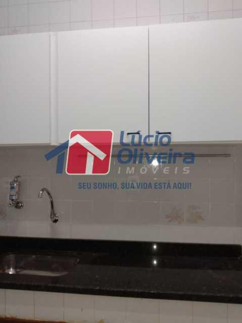 Cozinha.... - Apartamento à venda Rua Medina,Méier, Rio de Janeiro - R$ 265.000 - VPAP21664 - 16