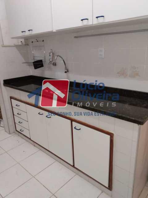 Cozinha.. - Apartamento à venda Rua Medina,Méier, Rio de Janeiro - R$ 265.000 - VPAP21664 - 19