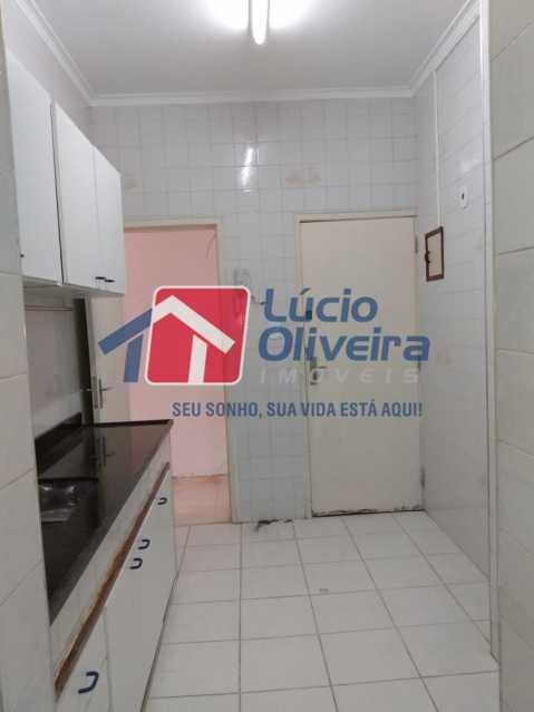Cozinha. - Apartamento à venda Rua Medina,Méier, Rio de Janeiro - R$ 265.000 - VPAP21664 - 20