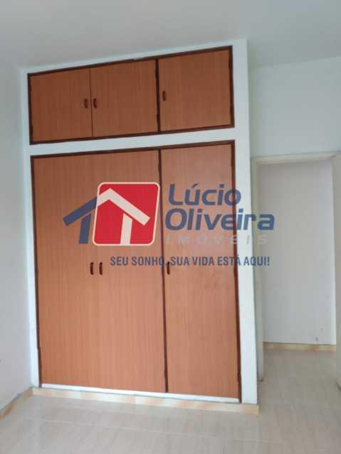 Quarto  - Apartamento à venda Rua Medina,Méier, Rio de Janeiro - R$ 265.000 - VPAP21664 - 7