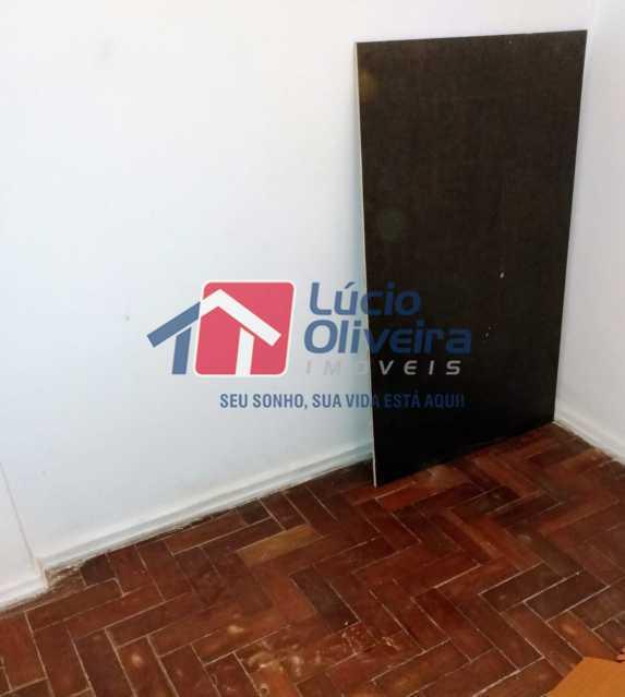 Quarto de empregada - Apartamento à venda Rua Medina,Méier, Rio de Janeiro - R$ 265.000 - VPAP21664 - 26