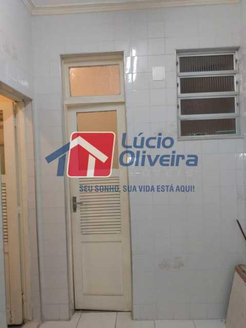 Quarto e banheiro de empregada - Apartamento à venda Rua Medina,Méier, Rio de Janeiro - R$ 265.000 - VPAP21664 - 22
