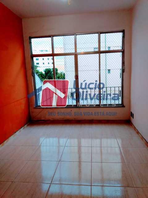 Sala.. - Apartamento à venda Rua Medina,Méier, Rio de Janeiro - R$ 265.000 - VPAP21664 - 3