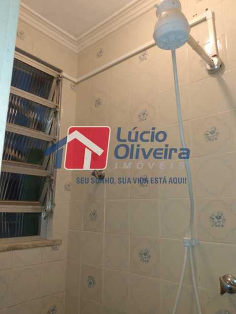 Banheiro - Apartamento à venda Rua Medina,Méier, Rio de Janeiro - R$ 265.000 - VPAP21664 - 14