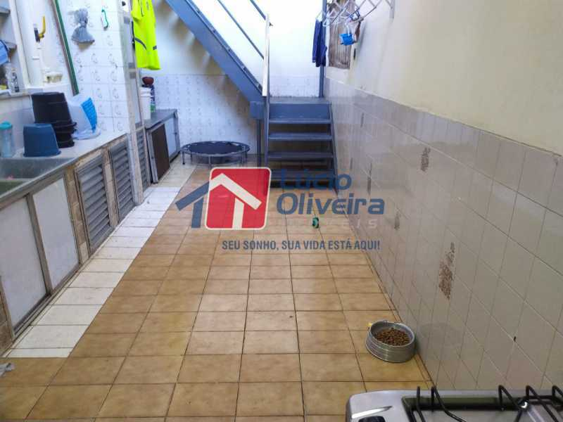 Àrea de serviço - Apartamento à venda Avenida Monsenhor Félix,Vaz Lobo, Rio de Janeiro - R$ 285.000 - VPAP30423 - 15