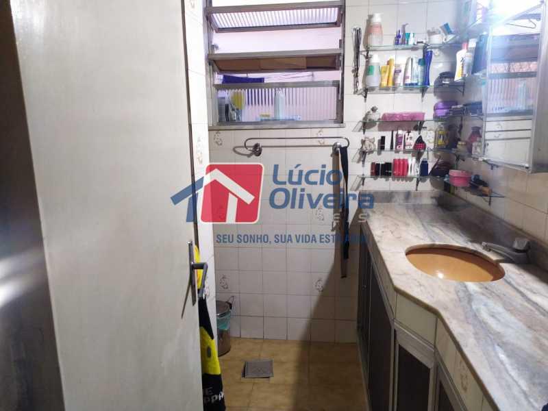 Banheiro. - Apartamento à venda Avenida Monsenhor Félix,Vaz Lobo, Rio de Janeiro - R$ 285.000 - VPAP30423 - 12