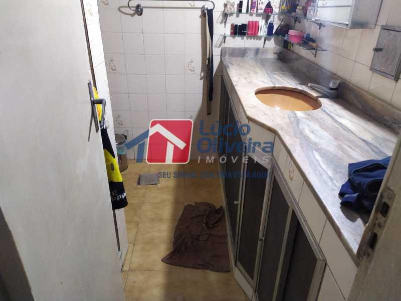 Banheiro - Apartamento à venda Avenida Monsenhor Félix,Vaz Lobo, Rio de Janeiro - R$ 285.000 - VPAP30423 - 13