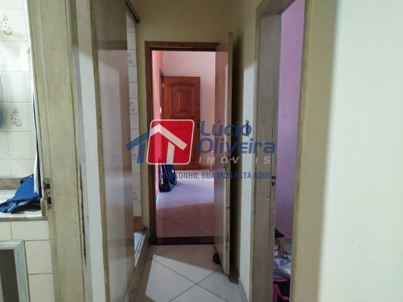 Corredor - Apartamento à venda Avenida Monsenhor Félix,Vaz Lobo, Rio de Janeiro - R$ 285.000 - VPAP30423 - 5